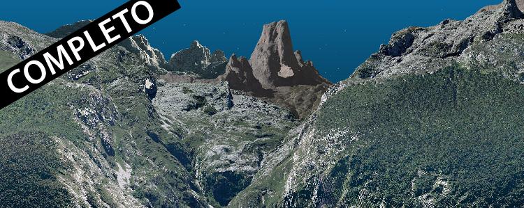 Cartografia 3D LIDAR