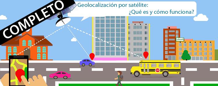 Geolocalizacion por satélite
