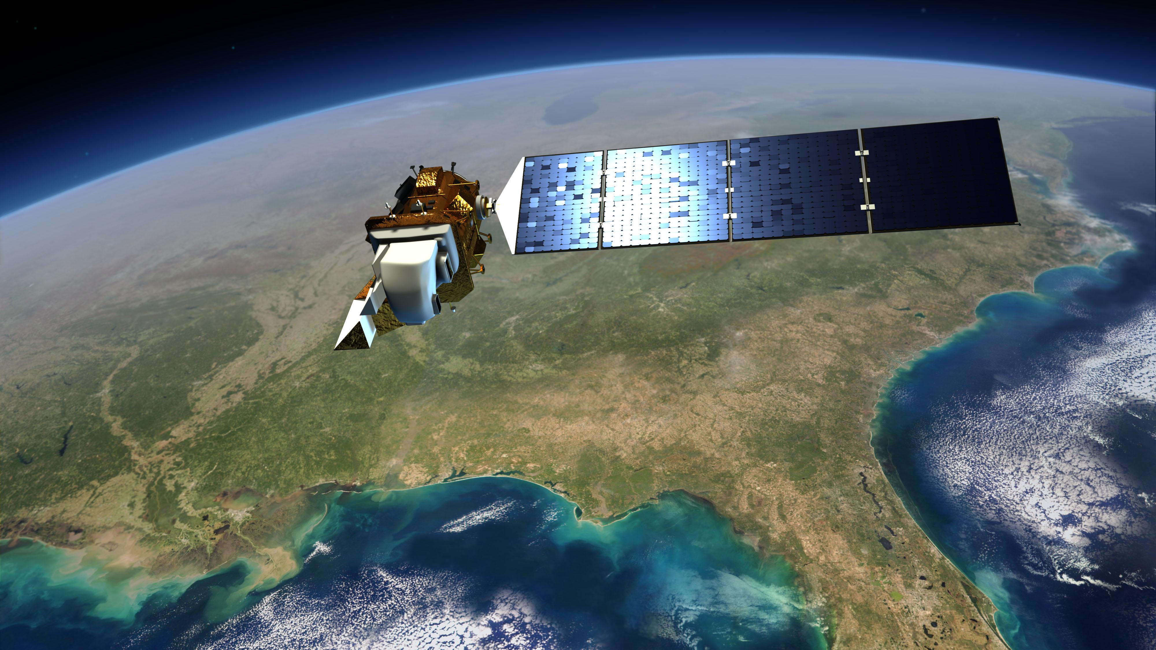Satélite Landsat 8