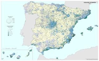 Población extranjera por municipios