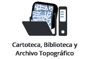 IGN-Cartoteca, Biblioteca y Archivo topográfico