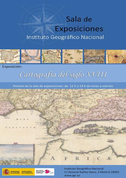 Cartografía del siglo XVIII
