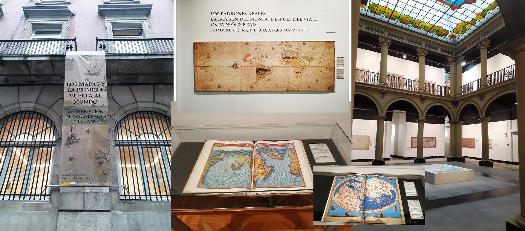 Los mapas y la primera vuelta al mundo