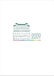 Memoria IGN 2009