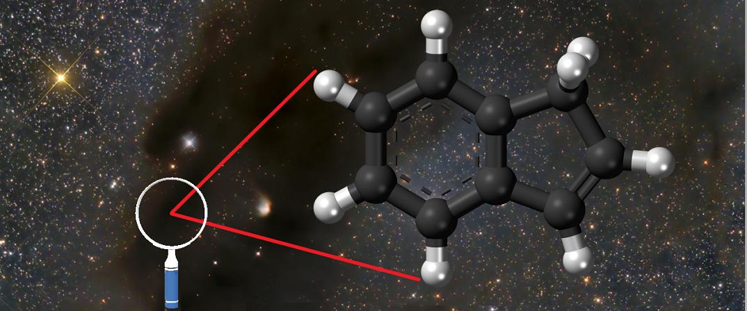 Descubrimiento de hidrocarburos policíclicos aromáticos en el medio interestelar