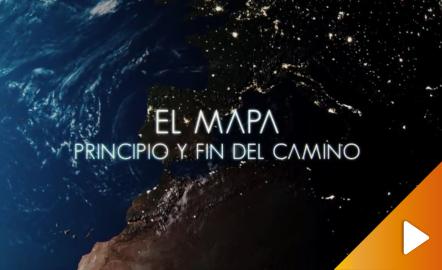 El mapa: principio y fin del camino