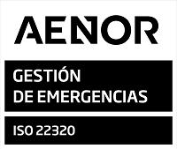 Certificado de AENOR para el Sistema de gestión de emergencias en la sala de alerta sísmica y de maremotos del IGN