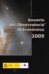 Anuario del Real Observatorio 2009