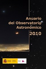 Anuario del Real Observatorio 2010