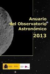 Anuario del Real Observatorio 2013
