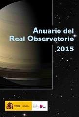 Anuario del Real Observatorio 2015