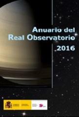 Anuario del Real Observatorio 2016