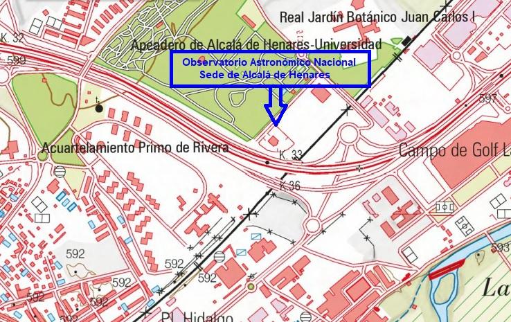 Observatorio Astronómico Nacional - Sede de Alcalá