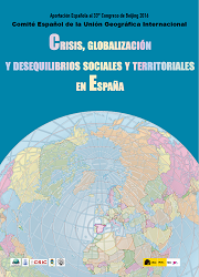 Crisis, globalización y desequilibrios sociales y territoriales en España