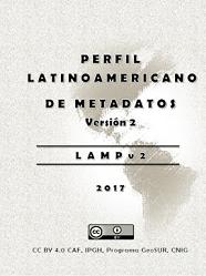 Perfil Latinoamericano de Metadatos LAMP Versión 2