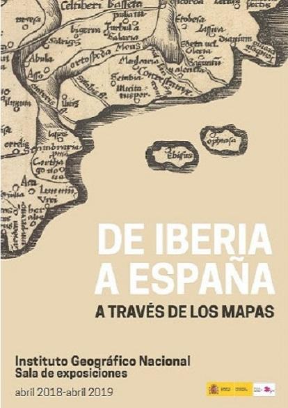 De Iberia a España a través de los mapas
