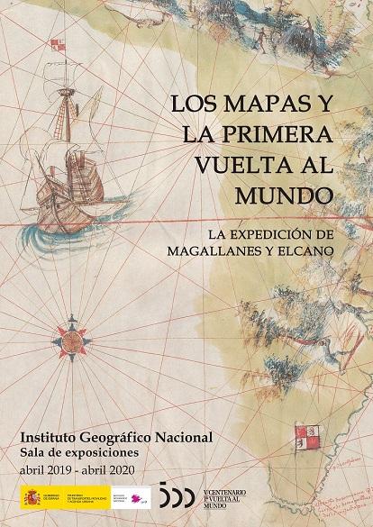 Los mapas y la primera vuelta al mundo. La expedición de Magallanes y Elcano