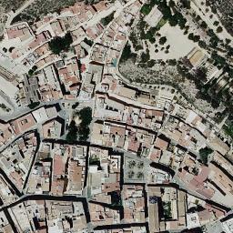 Callejero, mapa y puntos de interés del municipio de